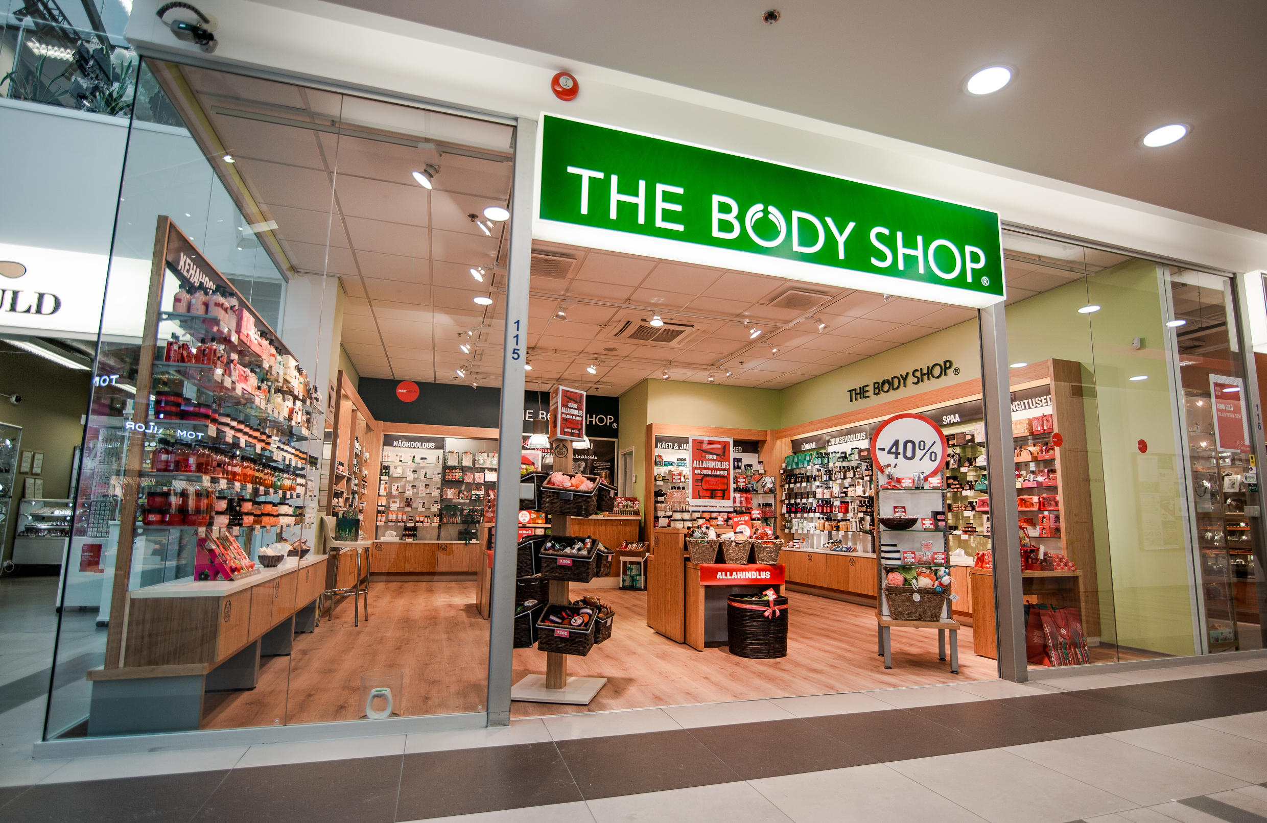 The Body Shop - Port Artur